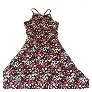 Hollister floral day dress